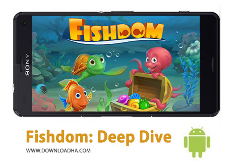 کاور-Fishdom-Deep-Dive