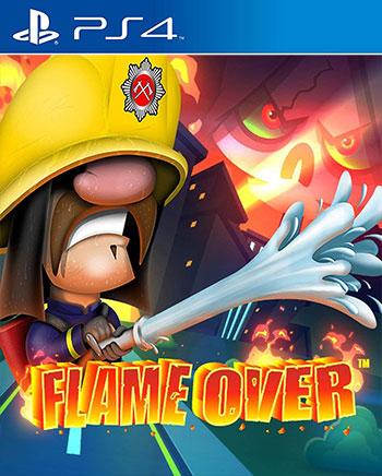 دانلود نسخه هک شده بازی Flame Over برای PS4 – ریلیز Fugazi
