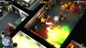 اسکرین-شات-بازی-Flame-Over-PS4