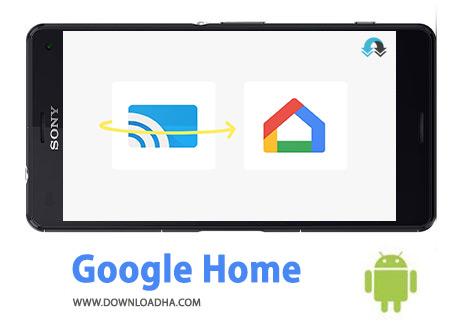 کاور-Google-Home