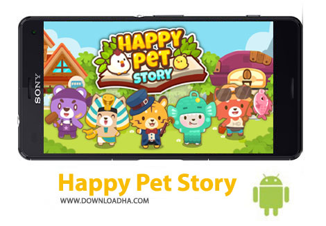 کاور-بازی-happy-pet-story-virtual-sim