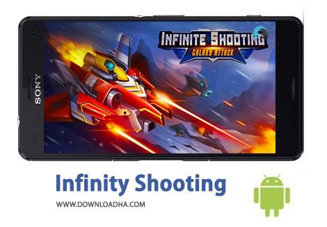 کاور-Infinity-Shooting