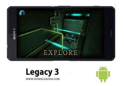 کاور-Legacy-3