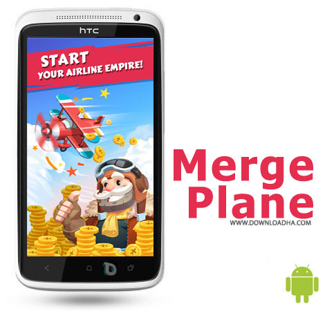دانلود Merge Plane v1.12.1 – بازی ادغام هواپیما برای اندروید