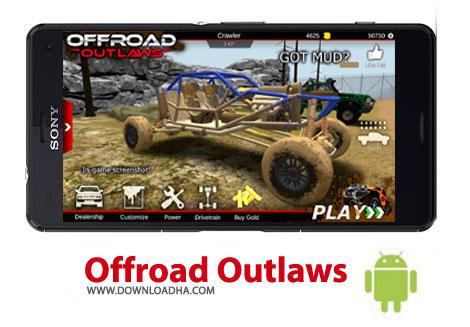 کاور-بازی-offroad-outlaws