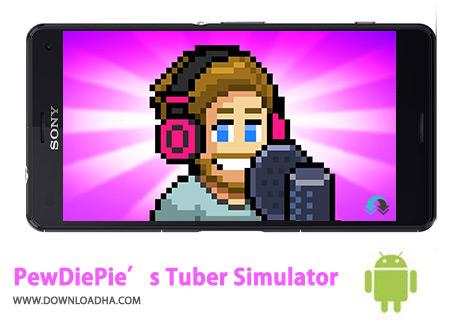 کاور-PewDiePies-Tuber-Simulator