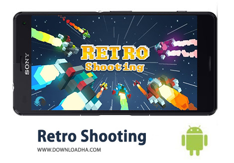 کاور-Retro-Shooting