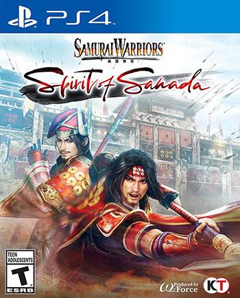 دانلود-بازی-SAMURAI-WARRIORS-Spirit-of-Sanada
