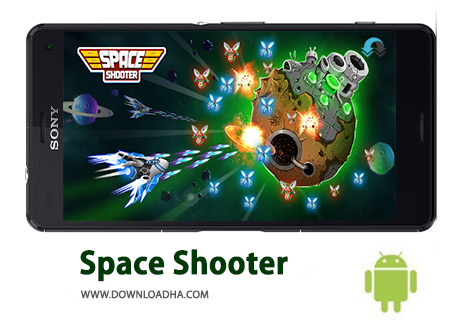 کاور-Space-Shooter