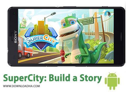 کاور-SuperCity-Build-a-Story