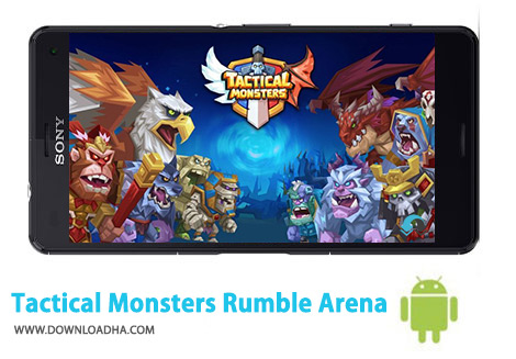 کاور-Tactical-Monsters-Rumble-Arena