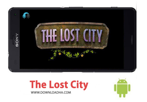 کاور-The-Lost-City