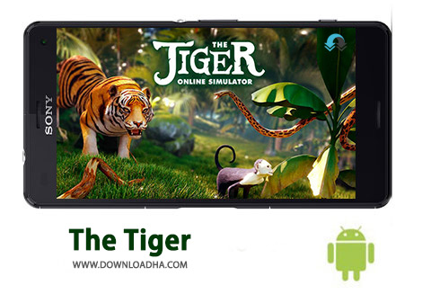 کاور-The-Tiger