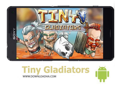 کاور-بازی-tiny-gladiators