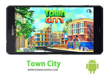 کاور-Town-City