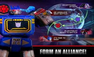 اسکرین-شات-Transformers-Earth-Wars