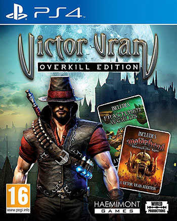 دانلود-بازی-Victor-Vran-Overkill-Edition