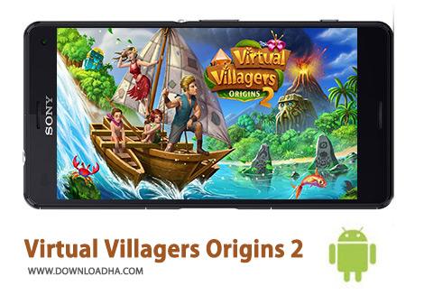 کاور-Virtual-Villagers-Origins-2