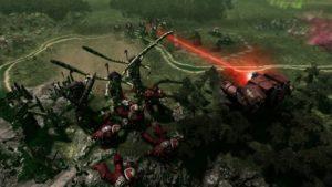 اسکرین-شات-Warhammer-40000-Gladius-Tyranids