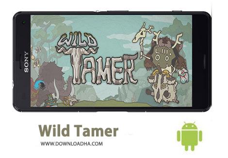 کاور-Wild-Tamer