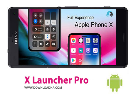 کاور-X-Launcher-Pro