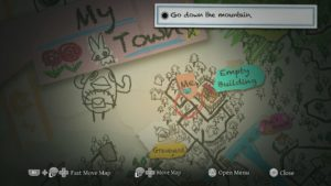 اسکرین-شات-بازی-Yomawari-Midnight-Shadows-PS4