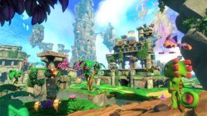 اسکرین-شات-بازی-Yooka-Laylee-PS4