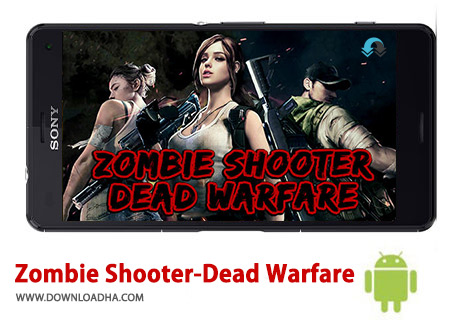 کاور-Zombie-Shooter-Dead-Warfare