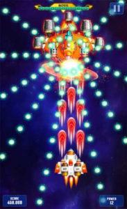 اسکرین-شات-space-shooter