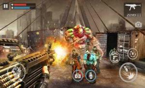 اسکرین-شات-zombie-shooter-dead-warfare