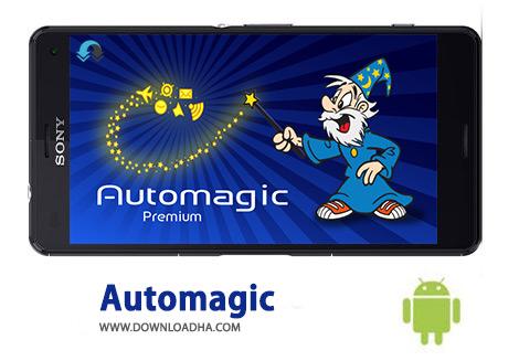 کاور-Automagic