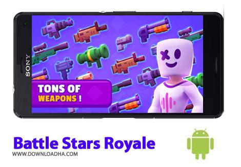 بازی-battle-stars-royale