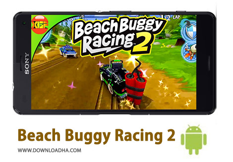 کاور-Beach-Buggy-Racing-2