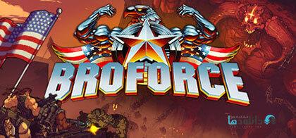دانلود-بازی-Broforce