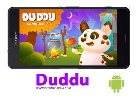 بازی-duddu-my-virtual-pet