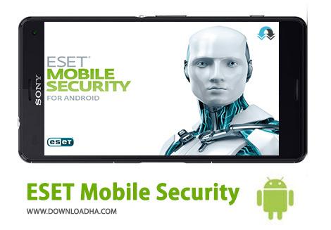 کاور-ESET-Mobile-Security