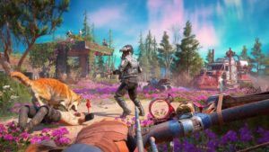 Screen shot of the game Far-Cry-New-Dawn