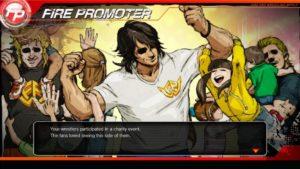 اسکرین-شات-Fire-Pro-Wrestling-World-Fire-Promoter
