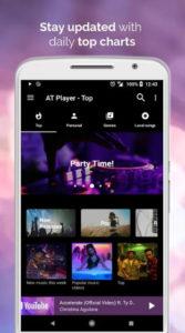اسکرین-شات-Free-Music-Player
