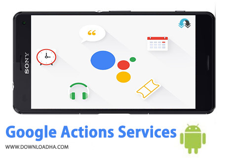کاور-Google-Actions-Services