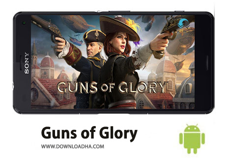کاور-Guns-of-Glory