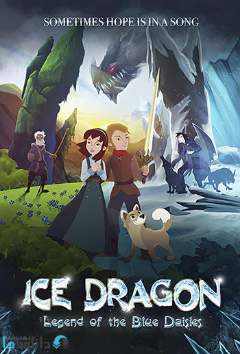 کاور-Ice-Dragon-Legend-of-the-Blue-Daisies-2018