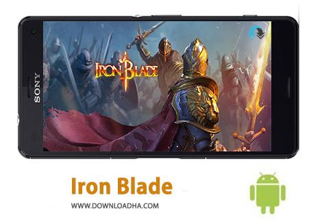کاور-Iron-Blade