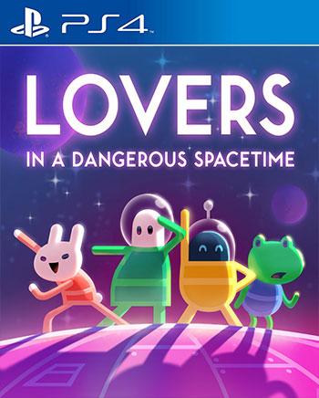 دانلود-بازی-Lovers-in-a-Dangerous-Spacetime