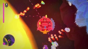 اسکرین-شات-بازی-Lovers-in-a-Dangerous-Spacetime-PS4