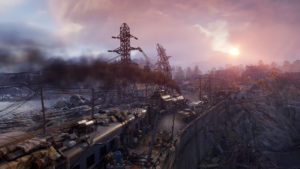 Screen shot-game-Metro-Exodus