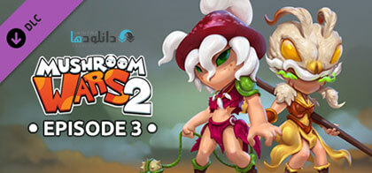 دانلود-بازی-Mushroom-Wars-2-Episode-3-Red-and-Furious