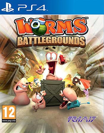 دانلود-بازی-Worms-Battlegrounds