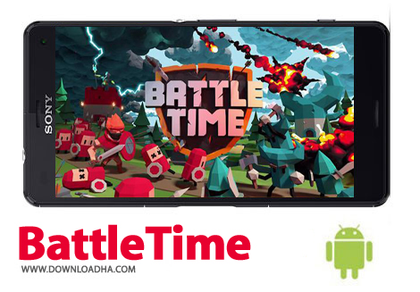 بازی-battletime