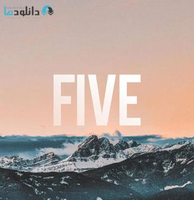 البوم-موسیقی-five-music-album
